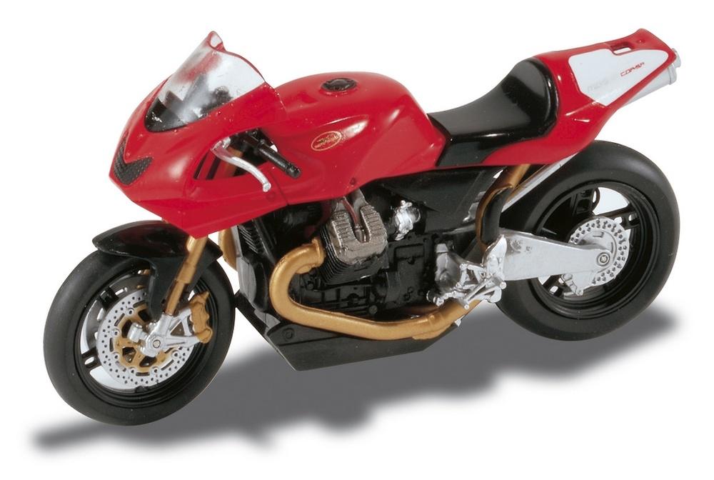 Moto Guzzi MGS 01 Corsa (2005) Starline 1/24