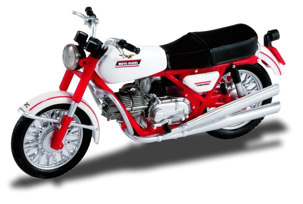 Moto Guzzi Nouvo Falcone (1971) Starline 1/24