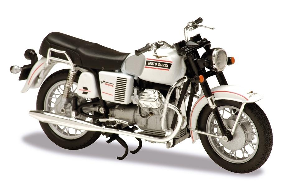 Moto Guzzi V7 Speciale (1971) Solido 15124100 1/18
