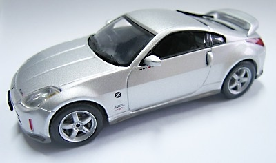 Nissan 350Z (2002) JColletion JC060 1/43