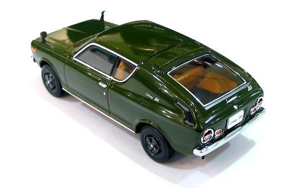 Nissan Cherry Coupé X1 (1971) Ebbro 43541 1/43