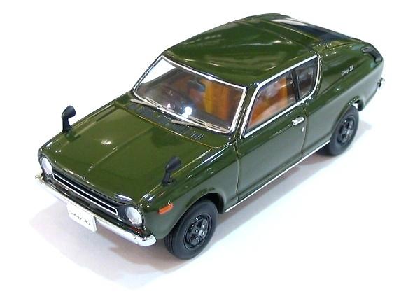 Nissan Cherry Coupé X1 (1971) Ebbro 1/43