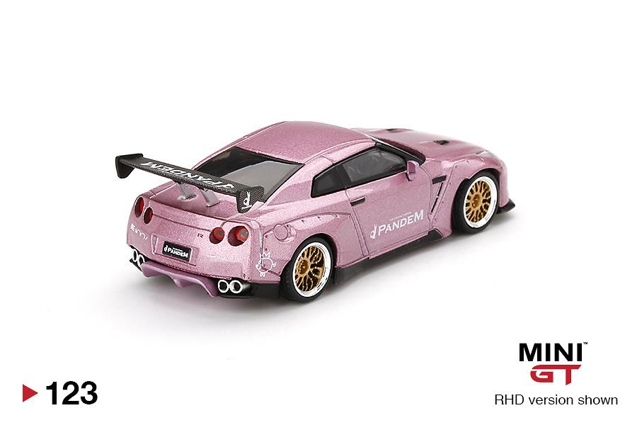 Nissan GT-R R35 GT Wing () TSM Model MGT00123-L 1/64