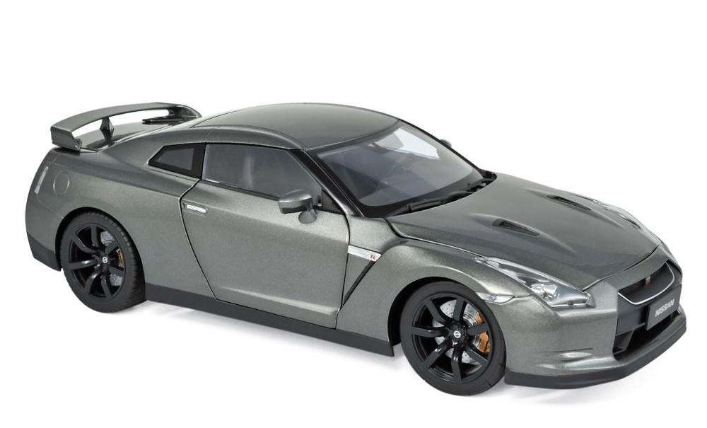 Nissan GTR R-35 (2008) Norev 188053 1:18
