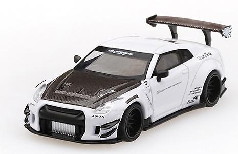 Nissan LB Works GT-R R35 Tipo 2 Rear Wing Version 3 () TSM Model MGT00068-L 1:64