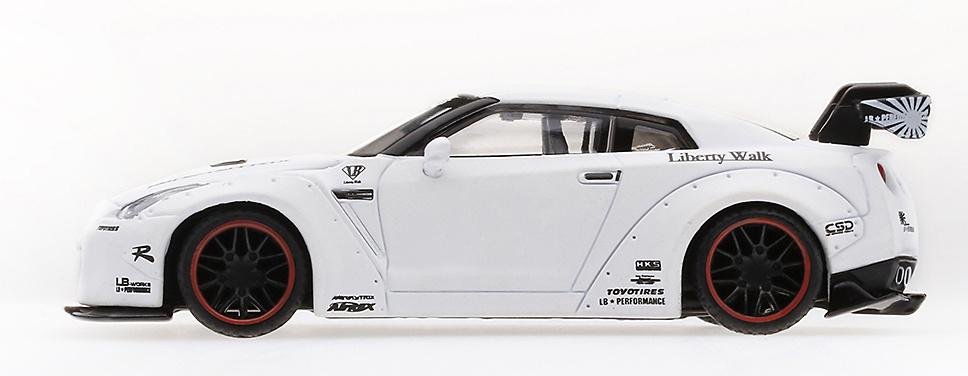 Nissan LB Works GT-R R35 Type1 TSM Model MGT00009-L 1:64
