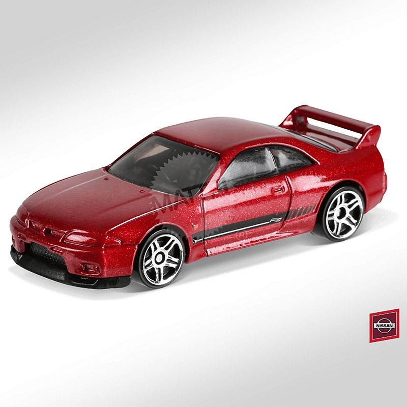 Nissan Skyline GT-R -BCNR33- (1995) Hot Wheels FYD17 1/64