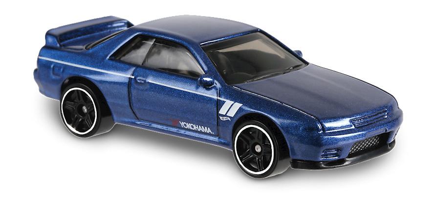Nissan Skyline GT-R -R32- (1989) Hot Wheels FYB74 1/64