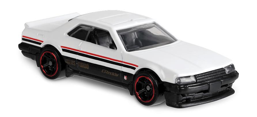 Nissan Skyline RS -R30- (1981) Hot Wheels FYD11 1/64