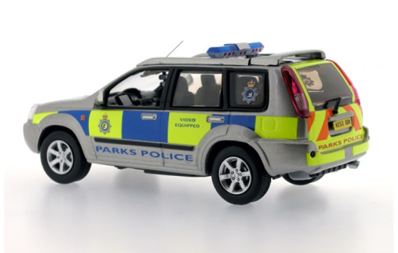 Nissan X-Trail City Police J-Collection JC067 1/43