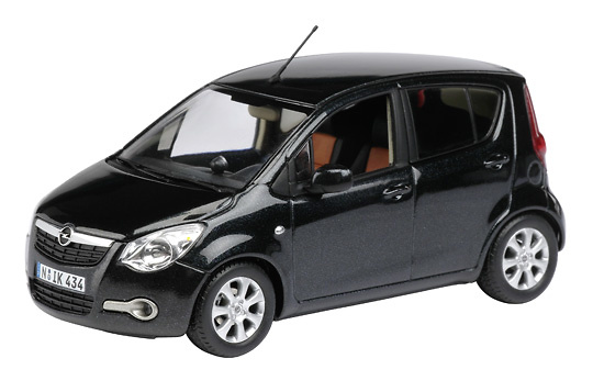 Opel Agila (2007) Schuco 07221 1/43