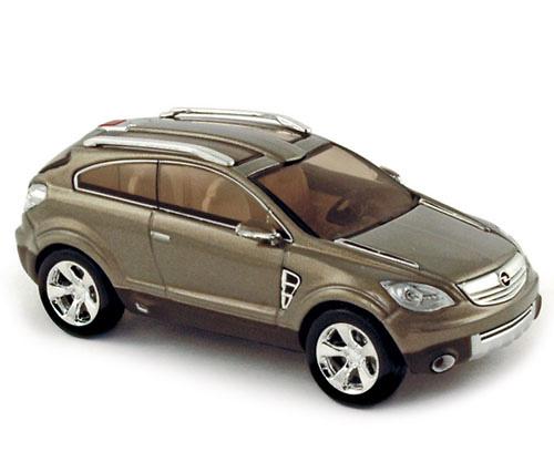 Opel Antara GTC Motorshow Francfurt Proto (2005) Norev 360030 1/43