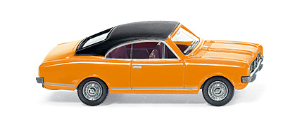 Opel Commodore Coupé (1967) Wiking 1/87