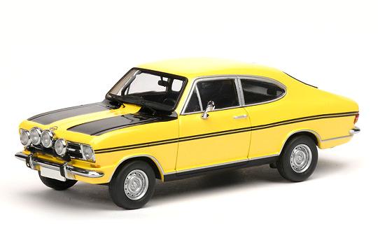 Opel Kadett B Coupé (1967) Schuco 03511 1/43