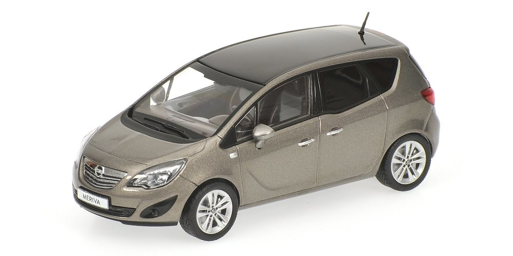 Opel Meriva (2010) Minichamps 400040002 1/43