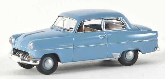 Opel Olympia-Rekord Limousina (1954) Brekina 20200 1/87