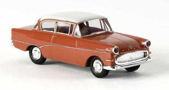 Opel Rekord P1 Brekina 1/87