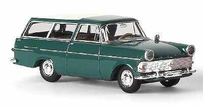 Opel Rekord P2 Caravan (1961) Brekina 1/87