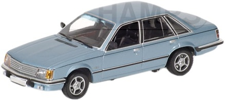 Opel Senator (1980) Minichamps 400045102 1/43