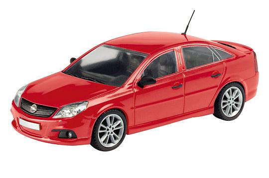 Opel Vectra OPC (2005) Schuco 1/43
