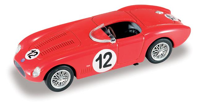 Osca MT4 GP. de Bari nº 12 G. Villoresi (1956) Starline 540322 1/43