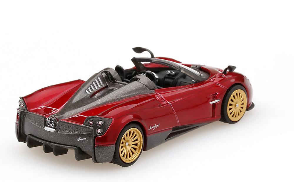Pagani Huayra Roadster (2017) TSM 23-MGT00050-L 1/64