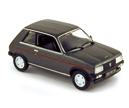 Peugeot 104 ZS2 (1979) Norev 471401 1/43