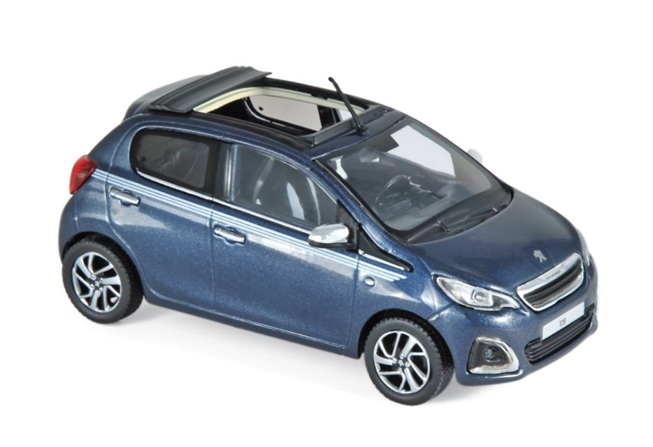 Peugeot 108 TOP! Collection (2017) Norev 471801 1/43