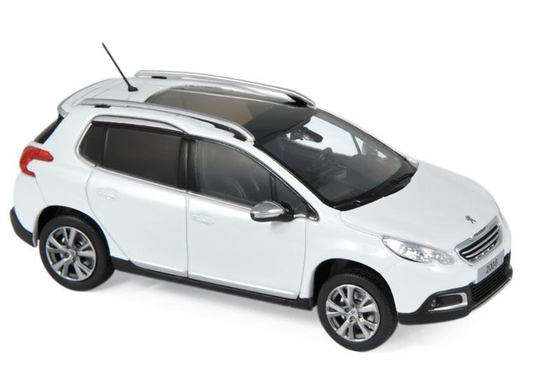 Peugeot 2008 (2013) Norev 479820 1/43