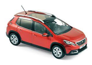 Peugeot 2008 (2016) Norev 479846 1:43