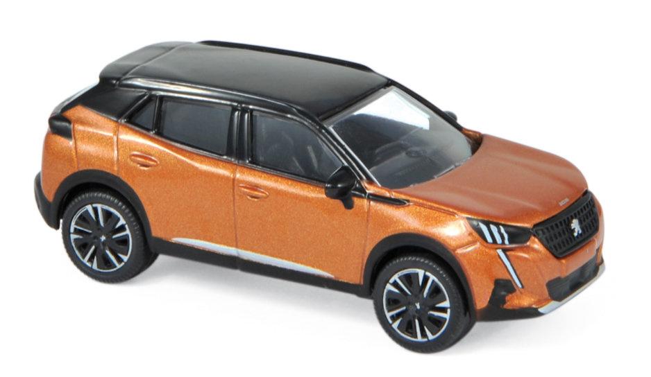 Peugeot 2008 (2020) Norev 310912 1/43