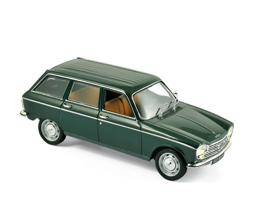 Peugeot 204 Break (1969) Norev 472450 1:43