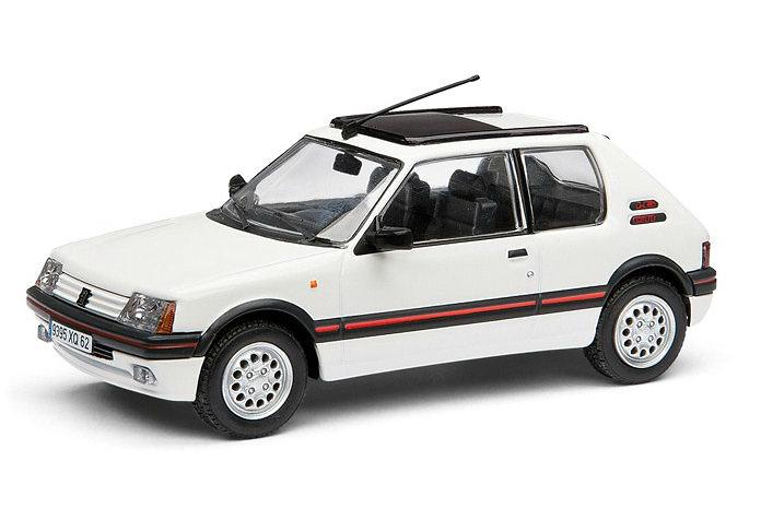 Peugeot 205 1.6 GTi (1984) Corgi VA12707B 1:43