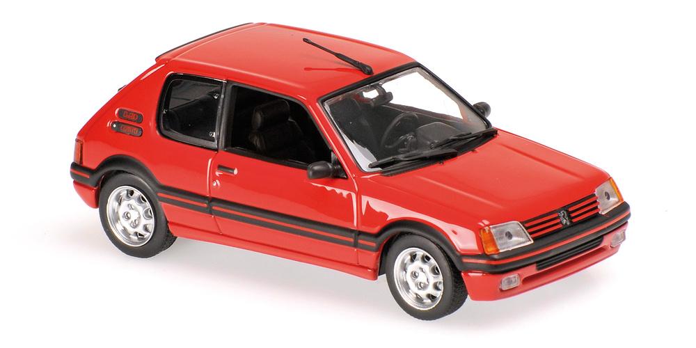 Peugeot 205 GTI (1990) Maxichamps 940112300 1/43