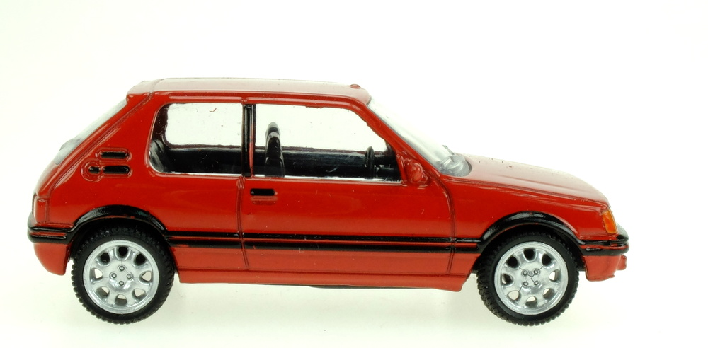 Peugeot 205 GTi (1984) Norev 311647 1/64