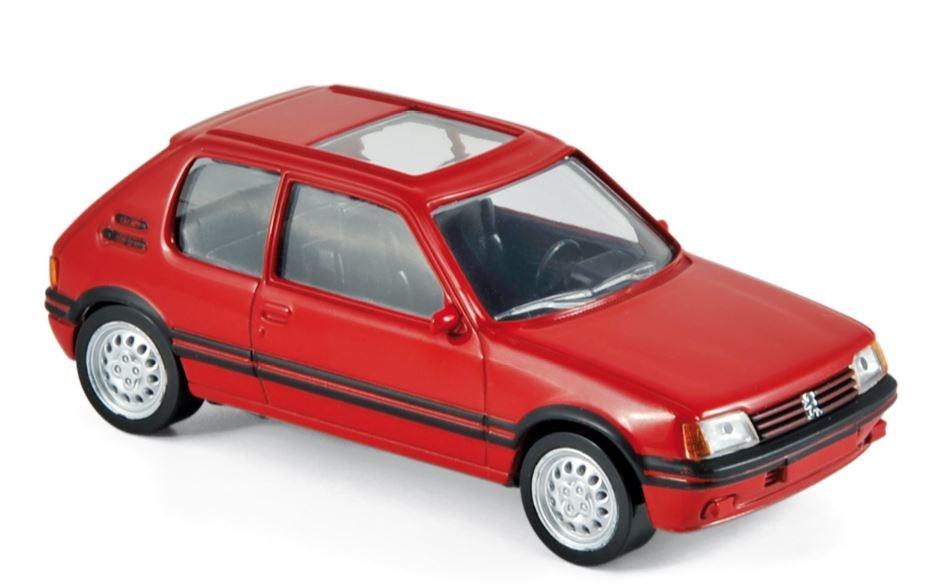 Peugeot 205 GTi (1986) Norev 471713 1:43