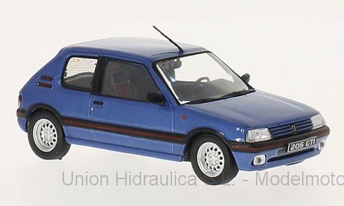 Peugeot 205 GTi (1992) White Box WB244 1:43