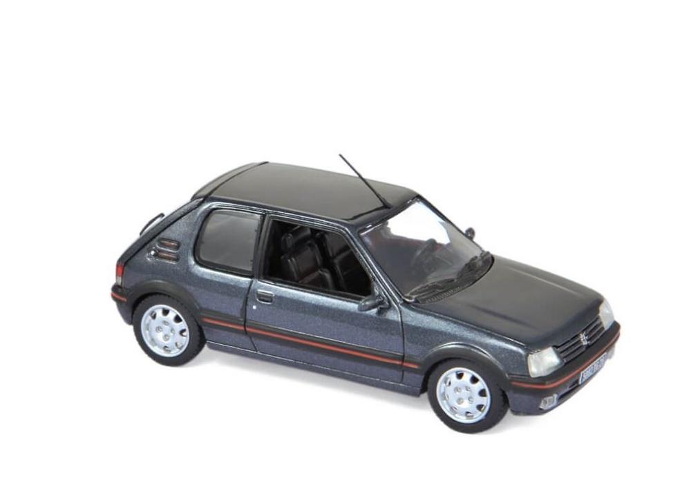 Peugeot 205 GTi 1,9 (1992) Norev 471714 1:43