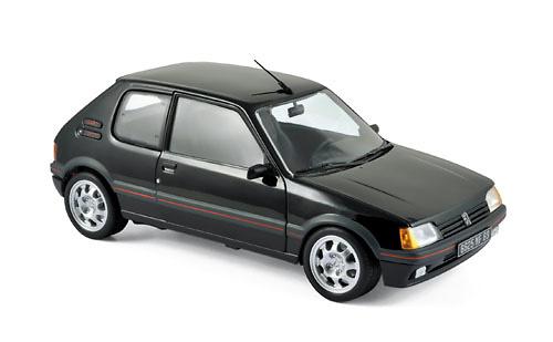 Peugeot 205 GTi 1.9 (1988) Norev 184854 1:18