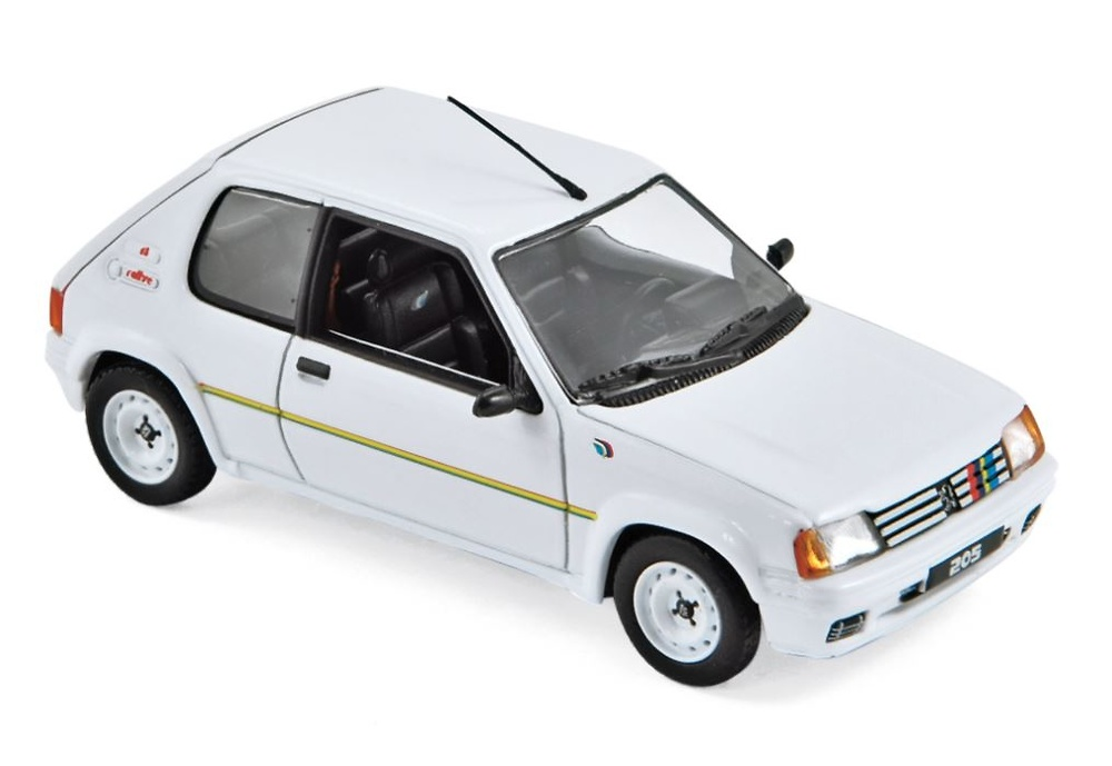 Peugeot 205 Rallye (1987) Norev 471750 1/43