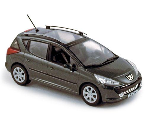 Peugeot 207 SW (2008) Norev 472781 1/43