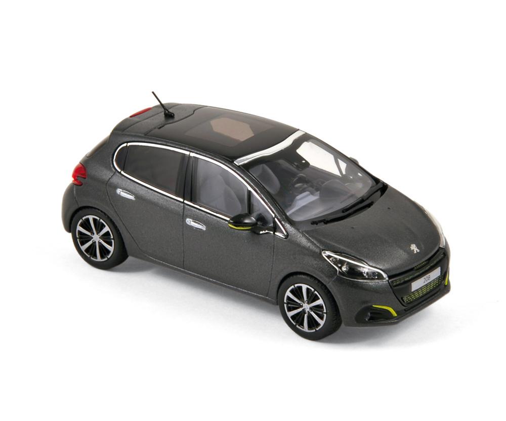 Peugeot 208 (2015) Norev 472814 1:43