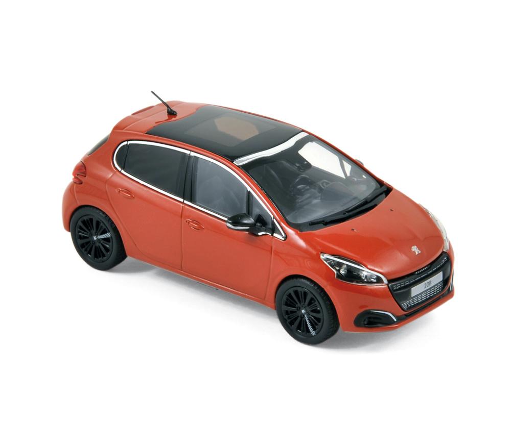 Peugeot 208 (2015) Norev 472815 1:43