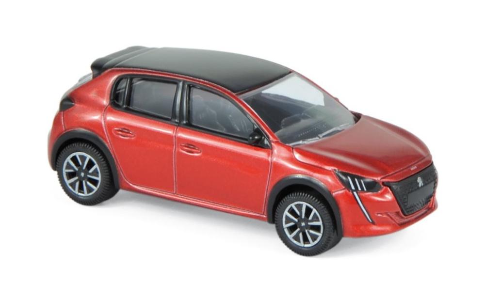 Peugeot 208 (2019) Norev 310911 1/64