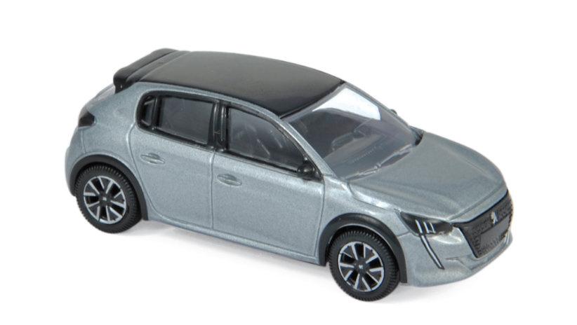 Peugeot 208 (2019) Norev 310918 1/64