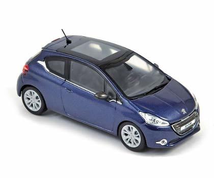 Peugeot 208 3p (2012) Norev 472800 1/43