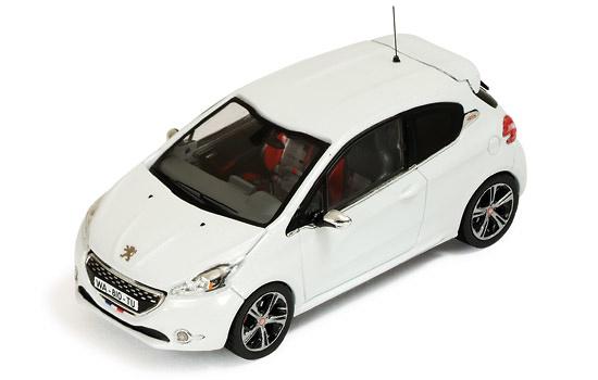 Peugeot 208 GTI 2013 (2013) Ixo MOC174 1:43