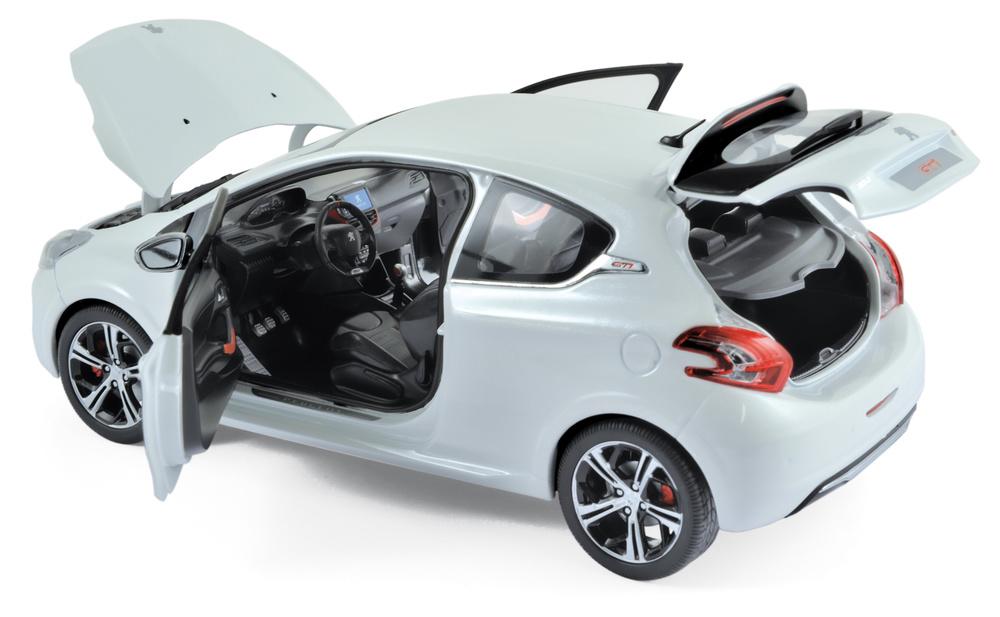 Peugeot 208 GTi (2013) Norev 184824 1:18