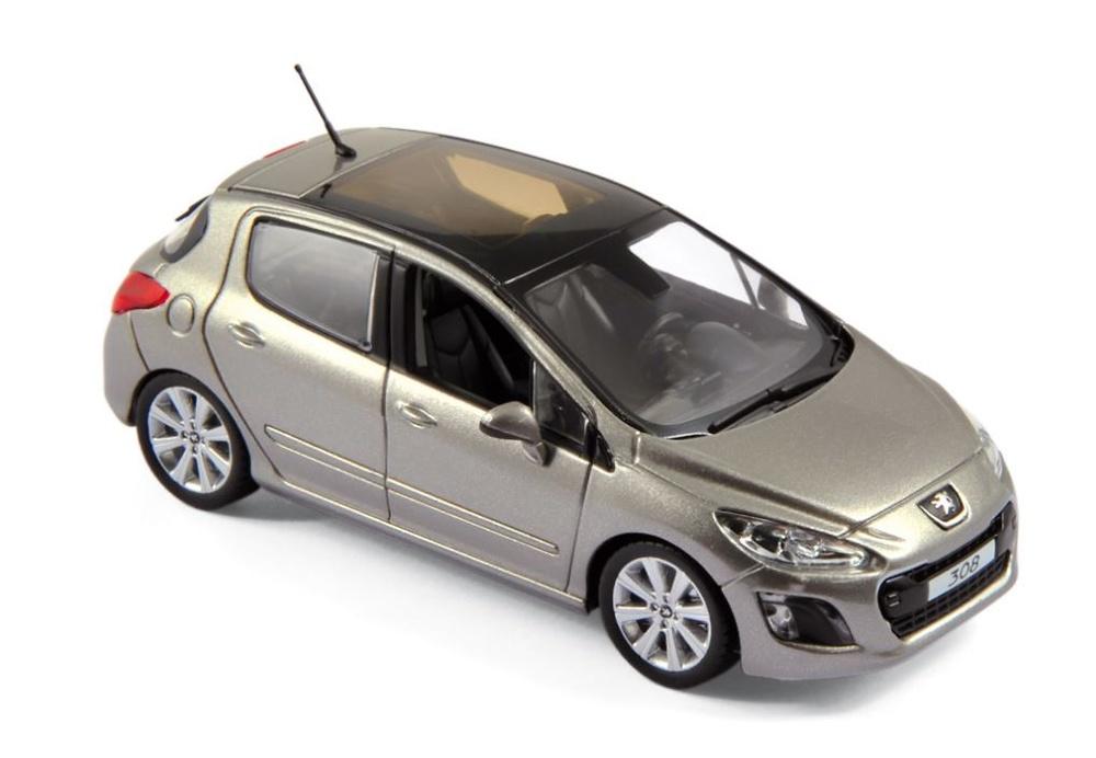 Peugeot 308 (2011) Norev 473807 1:43