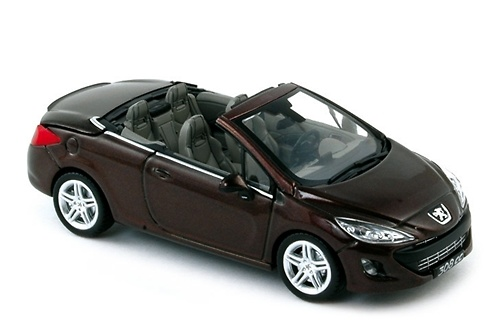Peugeot 308 CC (2009) Norev 473811 1/43